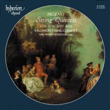 MOZART: Quintetti per Archi - K515 - K516
