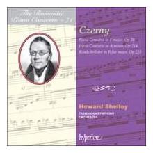 CZERNY: Piano Concertos - Vol.71