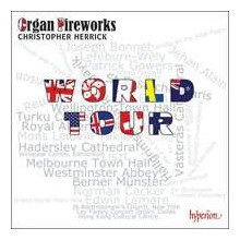 AA.VV. Organ Fireworks World Tour