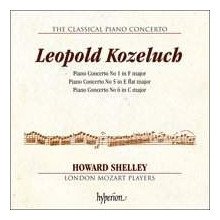 KOZELUCH: The Classical Piano Concerto - Vol.4