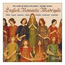 AA.VV.: Enghish Romantic Madrigals