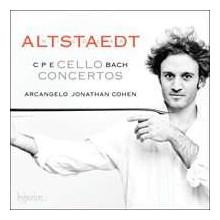 C.P.E.BACH: Concerti per cello