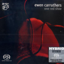 EWEN CARRUTHERS: One red shoe