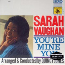 SARAH VAUGHN: You're Mine You