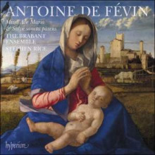 DE FEVIN: Missa Ave Maria e altre opere