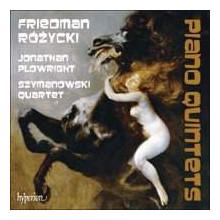 Rozycki - Friedman: Piano Quintet