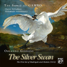 GIBBONS O.: The first set of Madrigals..