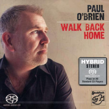 PAUL O'BRIEN: Walk back home