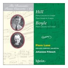Hill - Boyle - Romantic Piano Vol.69