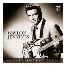 WAYLON JENNINGS: Musica per chitarra
