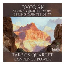 DVORAK: Quintetto Op.97 - Quartetto Op.105