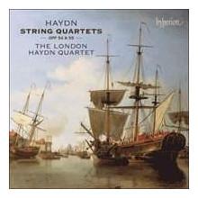 HAYDN: Quartetti per archi - Opp.54 & 55