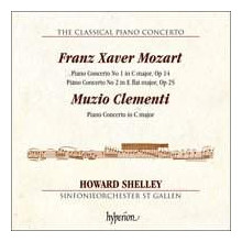 MOZART F.X. - CLEMENTI: The Classical Piano Concerto - Vol.3