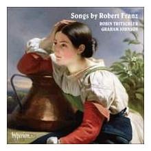 FRANZ R.: Melodie per tenore e piano