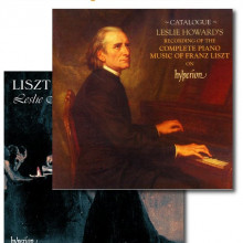Disco Catalogo 2011 - Liszt