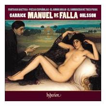 DE FALLA: Fantasia Baetica e altre opere