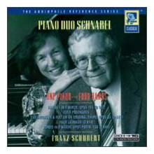 SCHUBERT: Piano Duo Schnabel