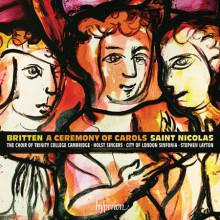Britten:a Cerimony Of Carols - St.nicholas