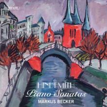 HINDEMITH: Sonate per piano