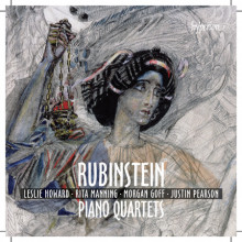 RUBINSTEIN ANTON: Piano Quartets