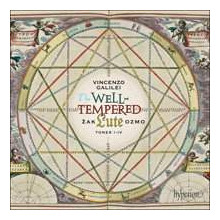 GALILEI VINCENZO:The Well tempered Lute