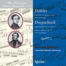 Concerti per piano Vol.61 - Dohler & .....