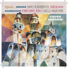 MEDTNER - RACHMANINOV: Piano Sonatas