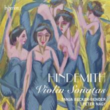 HINDEMITH: Sonate per violino