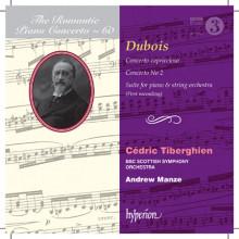 Concerti Per Piano Vol.60 - Dubois