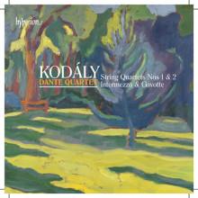 KODALY: Quartetti NN.1 & 2 - Intermezzo...