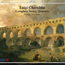 CHERUBINI: Integrale Quartetti per archi