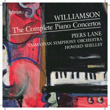 WILLIAMSON M.:Complete Piano Concertos