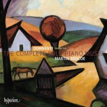 Dohnanyi: Musica Per Piano Solo Vol.2