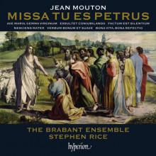 MOUTON: Missa Tu es Petrus e altre opere