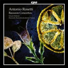 ROSETTI: Concerti per fagotto