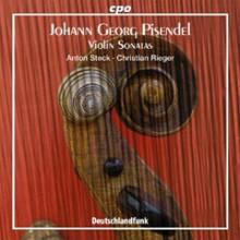 PISENDEL: Sonate per violino