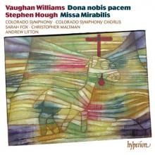 Vaughan Williams - Hough: Dona Nobis Pacem