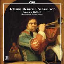 SCHMELZER J.H.: Sonate e Balletti