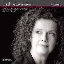 LISZT: Integrale dei Lieder - Vol.2