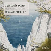 MENDELSSOHN: Musica per piano solo - Vol.1
