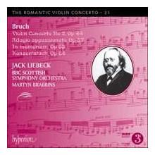 BRUCH:Violin Concerto - Violin Concerto 21
