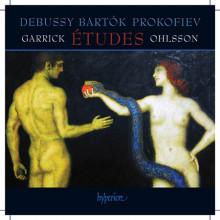 DEBUSSY - PROKOFIEV - BARTOK: Etudes