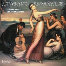 AA.VV.: Canciones Espanolas