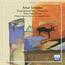 SCHNABEL: Quartetti per archi N.5