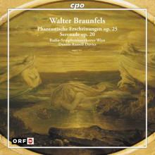 BRAUNFELS: Serenata Op.20