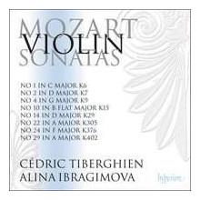 MOZART: Sonate per violino - Vol.2