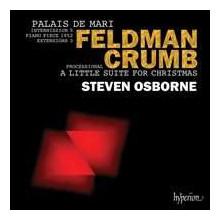 FELDMAN - CRUMB: Musica per piano