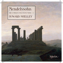 MENDELSSOHN: Musica per piano solo - Vol.2
