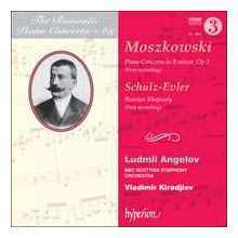 MOSZKOWSKI: Piano Concerto Vol.68
