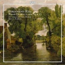 RIES: Quartetti con piano Opp.13 - 17